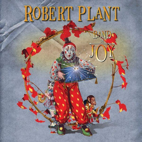 Plant, Robert - Band Of Joy (2LP, 1 Etched, Single Sided)