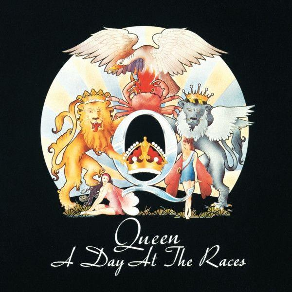 Queen - A Day At The Races (180 gram, Remastered) - Vinyl - Funky Moose Records at Funky Moose Records