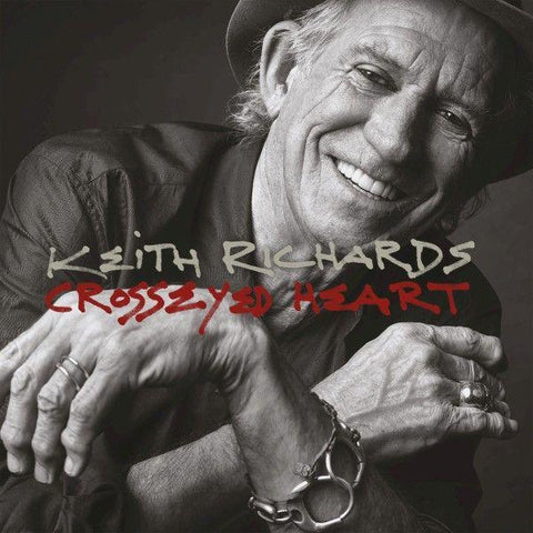 Richards, Keith - Crosseyed Heart (2LP)