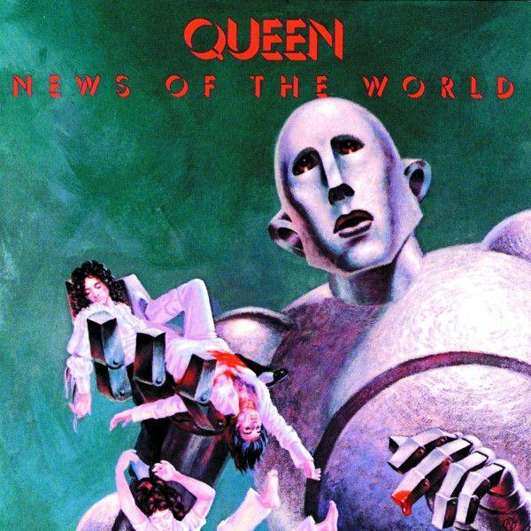 Queen - News Of The World (180 gram, Remastered) - Vinyl - Funky Moose Records at Funky Moose Records