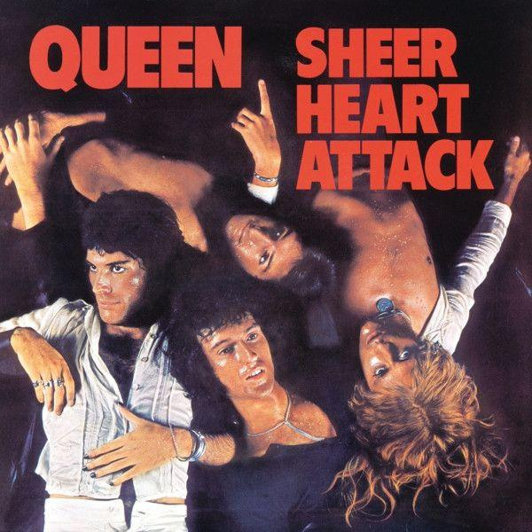 Queen - Sheer Heart Attack (180 gram, Remastered) - Vinyl - Universal at Funky Moose Records