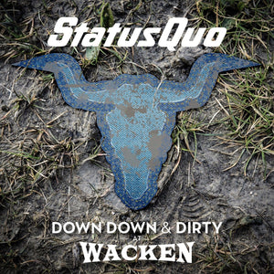 Status Quo - Down Down & Dirty At Wacken (2LP, +DVD)Vinyl