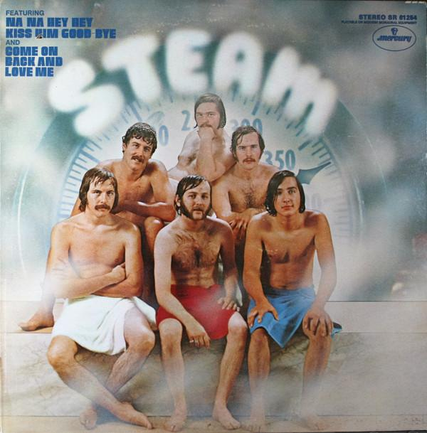 Steam - Steam (LP, Album, Used)Used Records