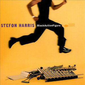 Stefon Harris - Black Action Figure (2LP, Reissue, Remastered)Vinyl