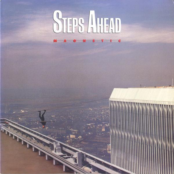 Steps Ahead - Magnetic (LP, Album, Used)Used Records