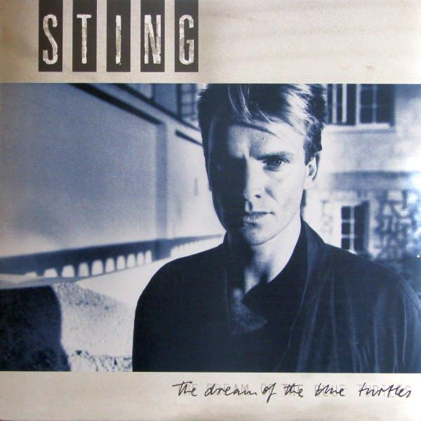 Sting - The Dream Of The Blue Turtles (LP, Album, Club, Don, Used)Used Records