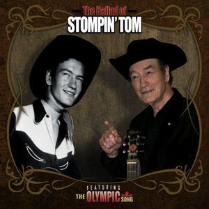 Stompin' Tom Connors - The Ballad Of Stompin' TomVinyl