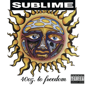 Sublime - 40oz. To Freedom (2LP, Reissue, Remastered)Vinyl