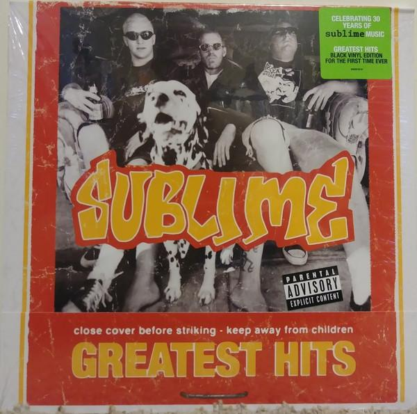 Sublime - Greatest Hits (Limited Edition, Reissue, Remastered)Vinyl