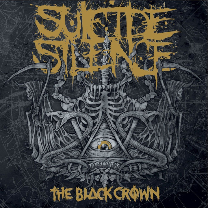 Suicide Silence - The Black Crown (Reissue, Special Edition)Vinyl