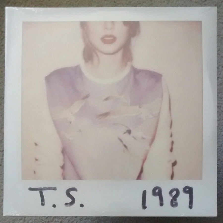 Swift, Taylor - 1989 (2LP)Vinyl