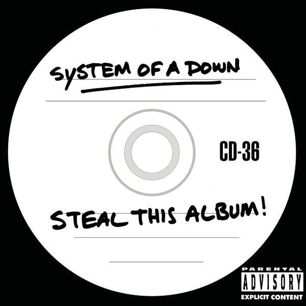 System Of A Down - Steal This Album! (2LP, Reissue)Vinyl