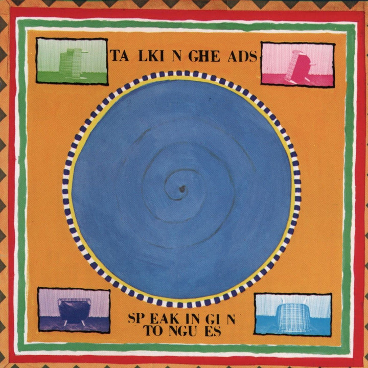 Talking Heads - Speaking In Tongues (Limited Edition, Reissue, Repress, Blue)Vinyl