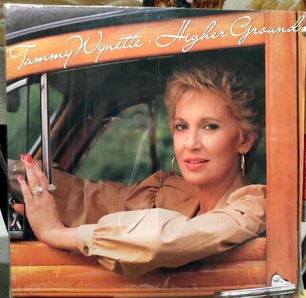 Tammy Wynette - Higher Ground (LP, Used)Used Records