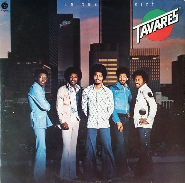 Tavares - In The City (LP, Album, Used)Used Records