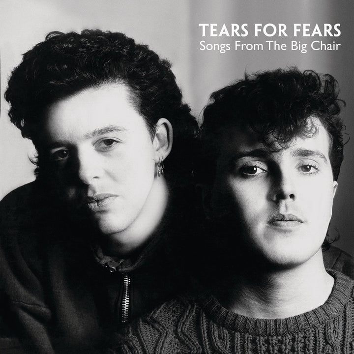 Tears For Fears - Songs From The Big ChairVinyl
