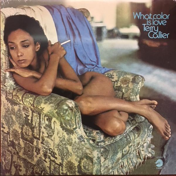 Terry Callier - What Color Is Love (Reissue)Vinyl