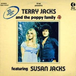 Terry Jacks - K-Tel Presents Terry Jacks And The Poppy Family Featuring Susan Jacks (LP, Comp, Used)Used Records