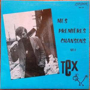 Tex Lecor - Mes Premières Chansons No. 1 (LP, Album, Mono, RE, Used)Used Records