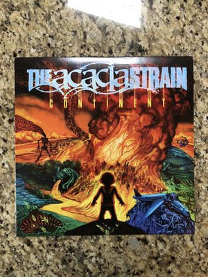The Acacia Strain - Continent (Limited Edition, Reissue)Vinyl