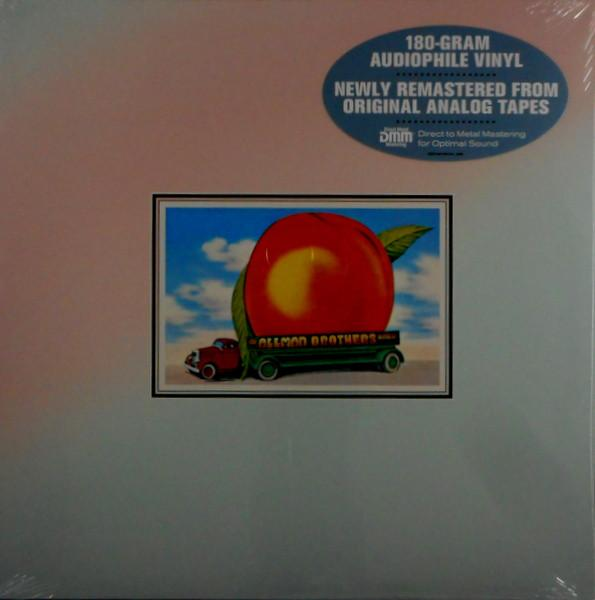 The Allman Brothers Band - Eat A Peach (2LP, Remastered)Vinyl