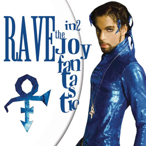 The Artist (Formerly Known As Prince) - Rave In2 The Joy Fantastic (2LP, Limited Edition, Reissue)Vinyl