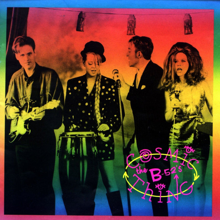 The B-52's - Cosmic Thing (Limited Edition, Reissue)Vinyl