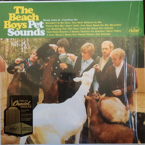The Beach Boys - Pet Sounds (LP, Album, Mono, RE, 180, Used)Used Records