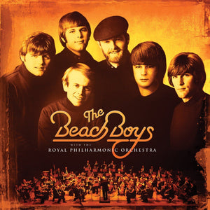 The Beach Boys With The Royal Philharmonic Orchestra - The Beach Boys With The Royal Philharmonic Orchestra (2LP)Vinyl