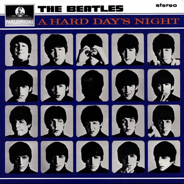 The Beatles - A Hard Day's Night (Reissue, Remastered, Stereo)Vinyl