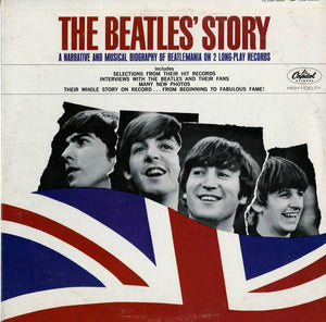 The Beatles - The Beatles' Story (2xLP, Album, Mono, Used)Used Records