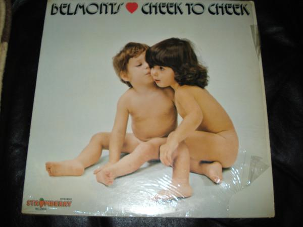 The Belmonts - Cheek To Cheek (LP, Comp, Used)Used Records