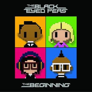 The Black Eyed Peas - The Beginning (2LP, Deluxe Edition)Vinyl