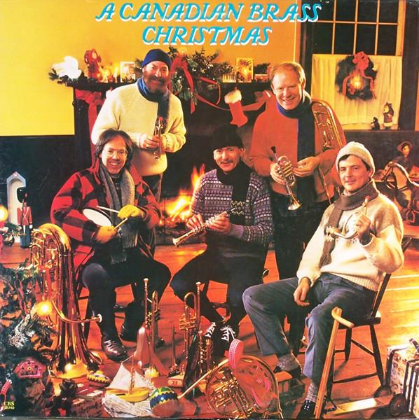 The Canadian Brass - A Canadian Brass Christmas (LP, Album, Used)Used Records