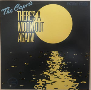 The Capris - There's A Moon Out Again! (LP, Album, Used)Used Records