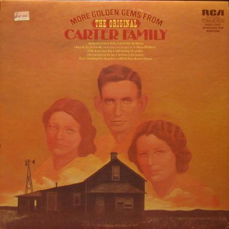 The Carter Family - More Golden Gems From The Original Carter Family (LP, Album, Used)Used Records