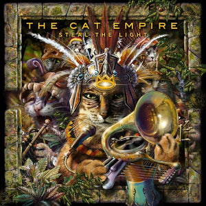 The Cat Empire - Steal The Light (2LP)Vinyl