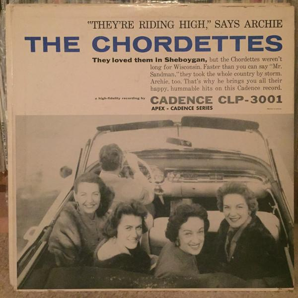 The Chordettes - The Chordettes (LP, Mono, Used)Used Records