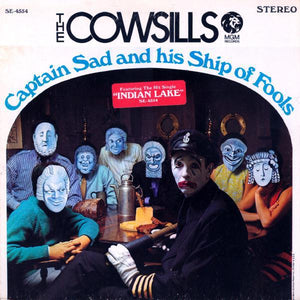 The Cowsills - Captain Sad And His Ship Of Fools (LP, Album, Used)Used Records