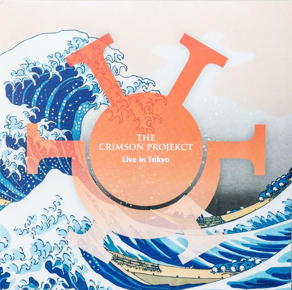 The Crimson Projekct - Live In Tokyo (2LP, Reissue, +CD)Vinyl