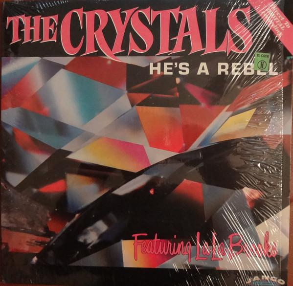 The Crystals - He's A Rebel (LP, Album, Used)Used Records