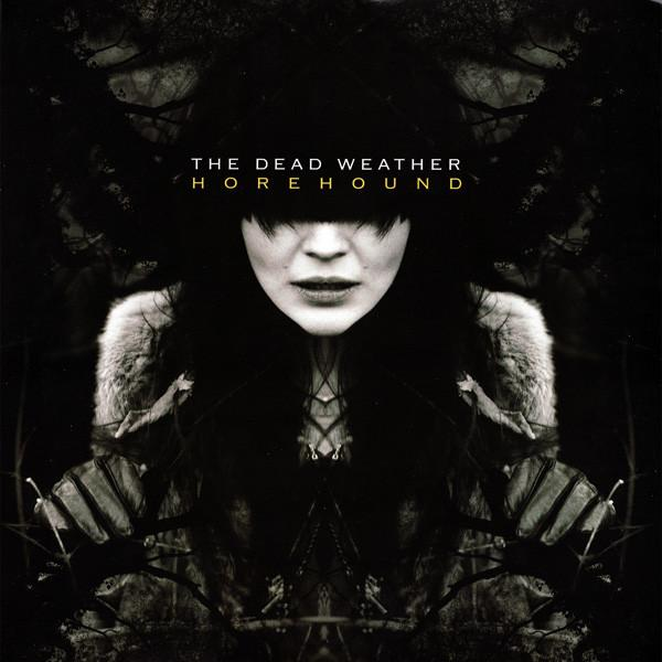 The Dead Weather - Horehound (2LP, Single Sided, Etched, Limited Edition)Vinyl