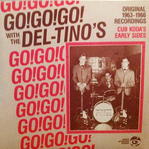 The Del-Tino's - Go!Go!Go! With The Del-Tino's (LP, Comp, Used)Used Records