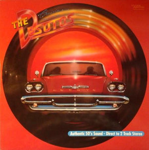 The Desotos - Cruisin With The Desotos (LP, Album, Used)Used Records