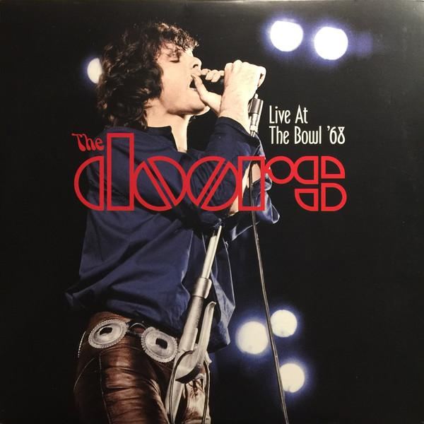 The Doors - Live At The Bowl '68 (2LP, Live)Vinyl