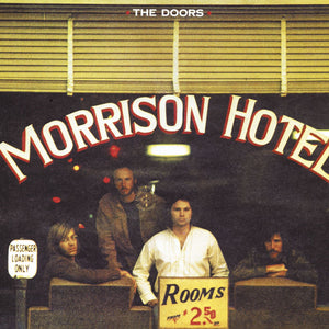 The Doors - Morrison Hotel (Reissue)Vinyl