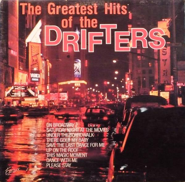 The Drifters - The Greatest Hits Of The Drifters (LP, Comp, Used)Used Records