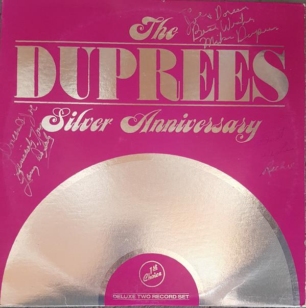 The Duprees - Silver Anniversary (2xLP, Comp, Used)Used Records
