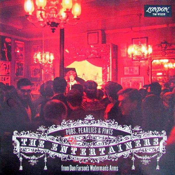 The Entertainers - Pubs, Pearlies & Pints (LP, Used)Used Records