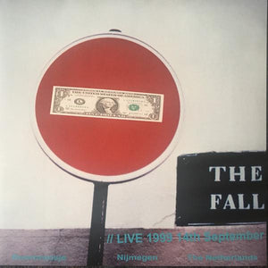 The Fall - Live At Doornroosje, Nijmegen 1999 (Limited Edition)Vinyl